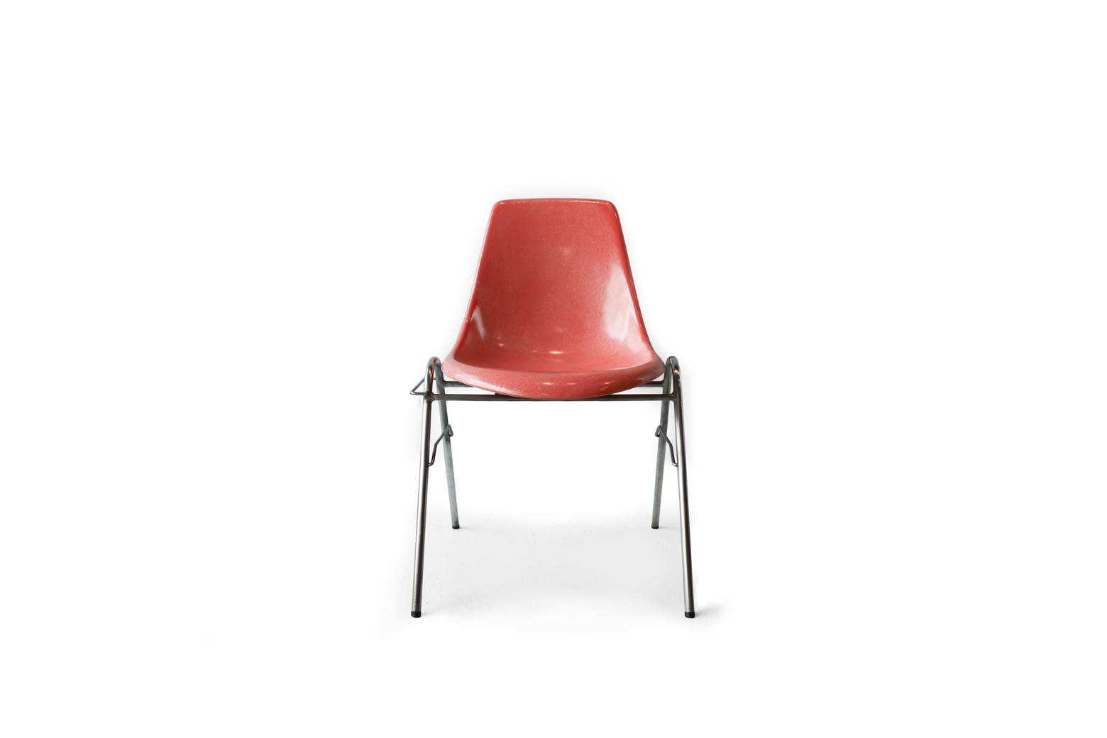 Modern Design SORI YANAGI Stacking Shell Chair/柳宗理 スタッキングチェア コトブキ製 FRP モダンデザイン