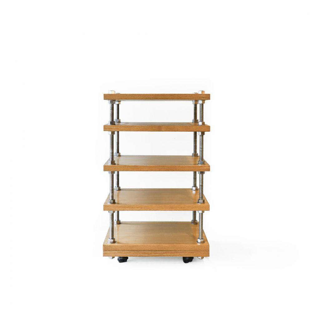 オーディオラック シンプル ナチュラル オーダーメイド 棚 シェルフ 収納家具/Audio Rack Shelf Simple Design Order Made