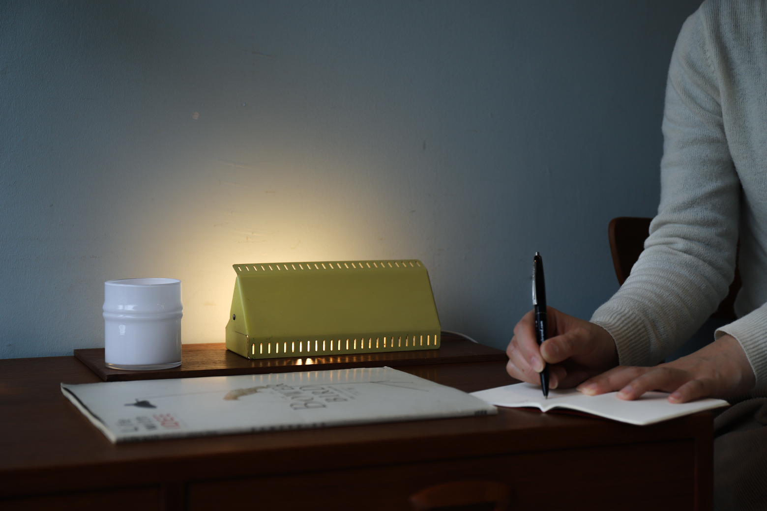 Danish Vintage Bedside Wall Lamp/デンマーク ヴィンテージ ベッドサイド ウォールランプ 照明 北欧デザイン ポストモダン