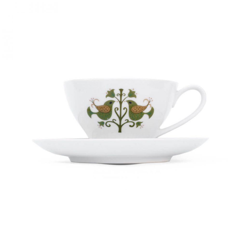 Vintage Noritake Cup and Saucer Hermitage U.S. Pattern Tableware/ノリタケ カップ アンド ソーサー エルミタージュ テーブルウェア レトロ ヴィンテージ食器 3