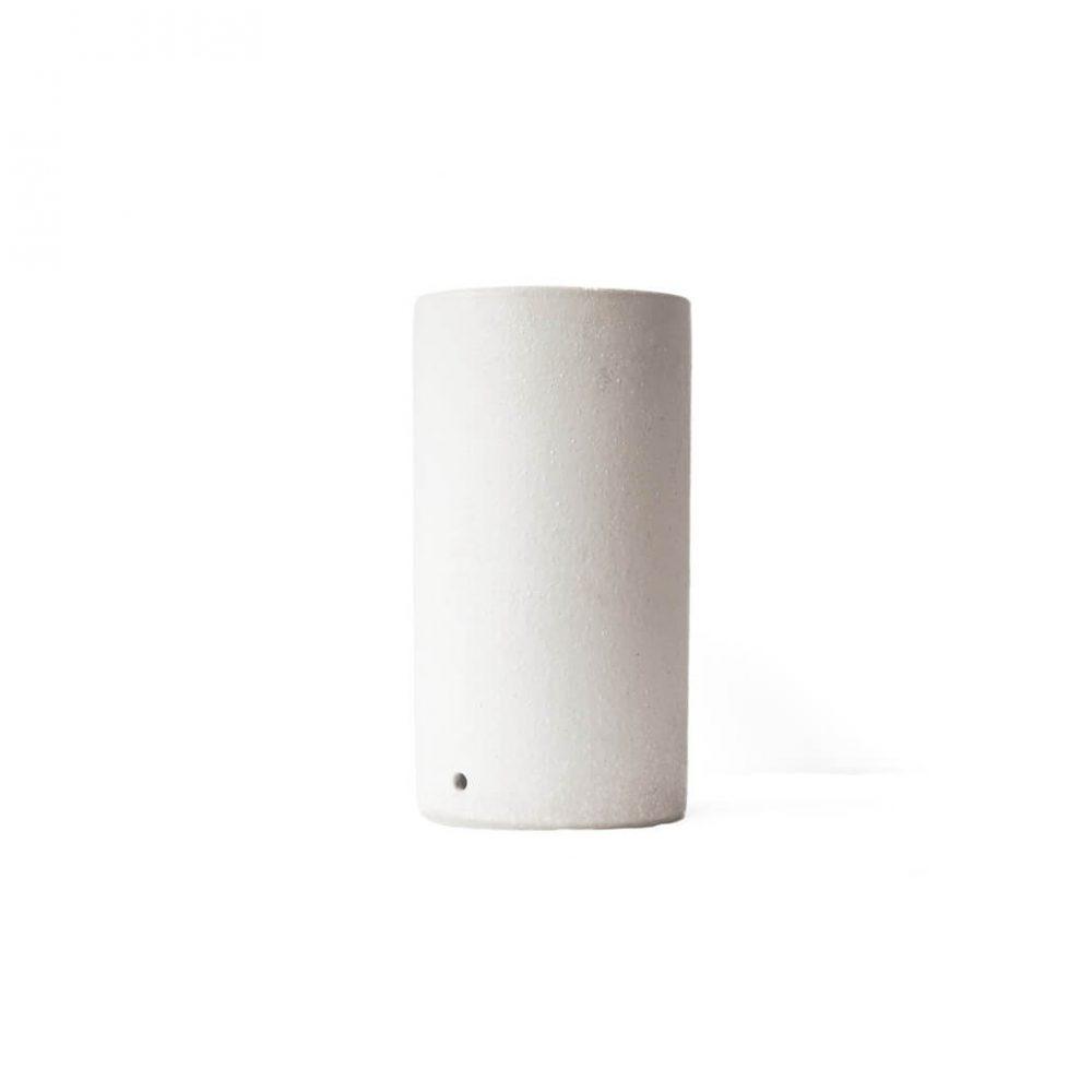 Simple Desgin Ceramic umbrella stand/陶器 傘立て ホワイト シンプルデザイン