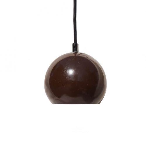 Danish Vintage E.S. Horn Ball Pendant Light Large/デンマーク ヴィンテージ ボール ペンダントライト 照明 ランプ ミッドセンチュリー 北欧インテリア ラージ