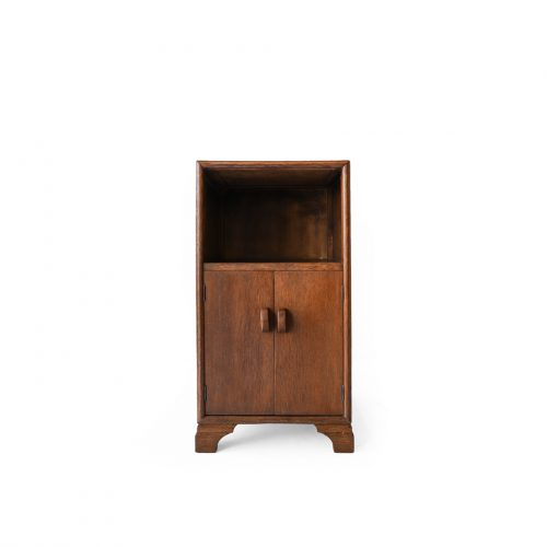 UK Vintage Bedside Cabinet/イギリス ヴィンテージ ベッドサイド キャビネット テーブル 電話台