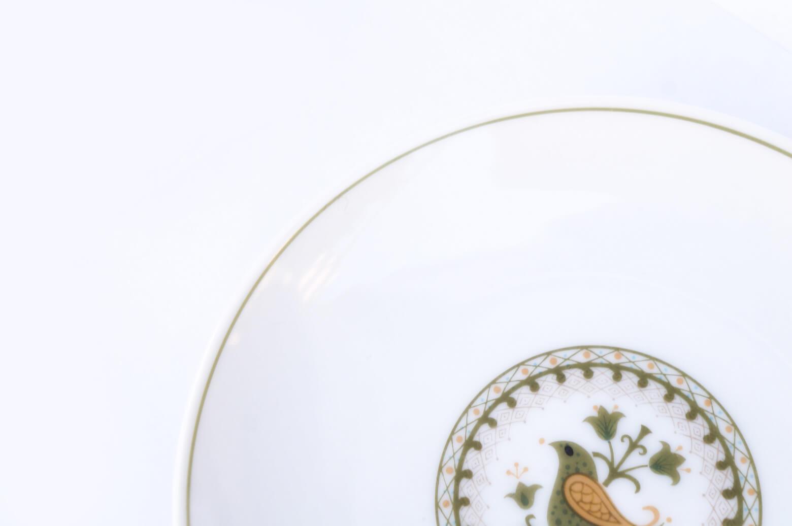 Vintage Noritake Cake Plate Hermitage U.S. Pattern Tableware/ノリタケ ケーキ プレート エルミタージュ テーブルウェア レトロ ヴィンテージ食器 3