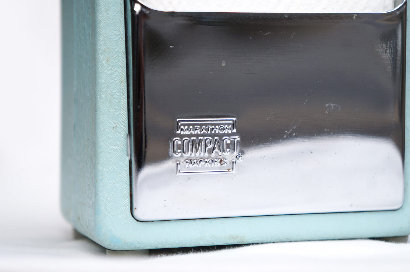AMERICAN CAN COMPANY Vintage Marathon Compact Napkin Holder/ヴィンテージ ナプキン ホルダー アメリカ レトロ