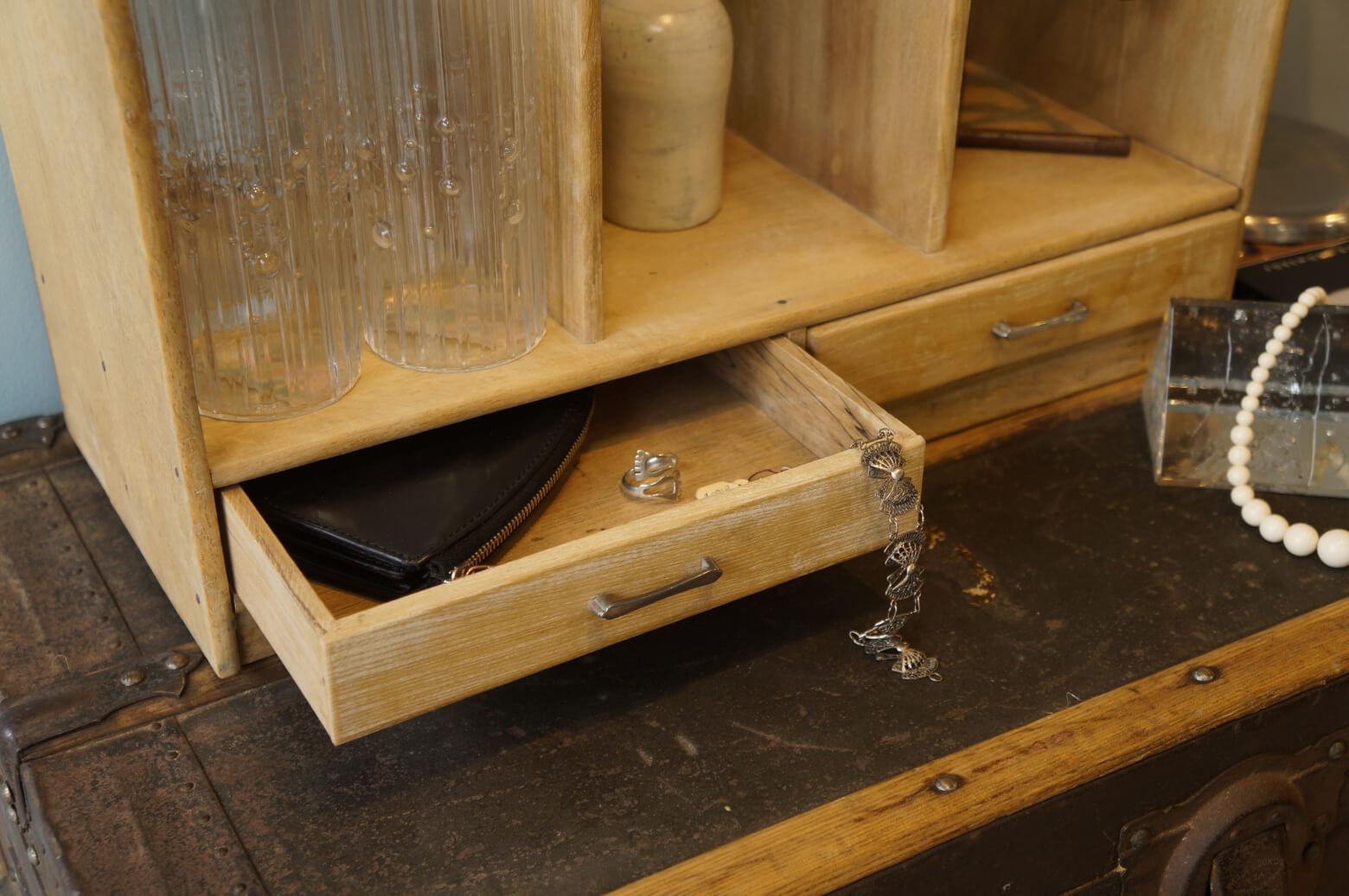 Japan vintage Retro Wooden Bookend/ヴィンテージ 木製 本立て ブックエンド レトロ