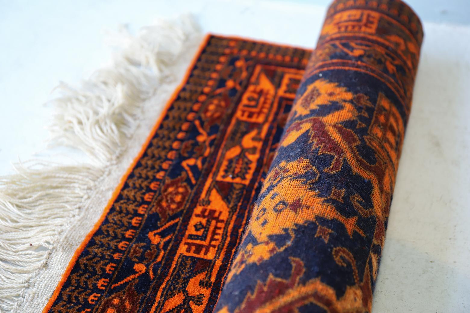 Persian Carpet Hand Made Rug/ペルシャ絨毯 ラグ カーペット イラン ウール 手織り