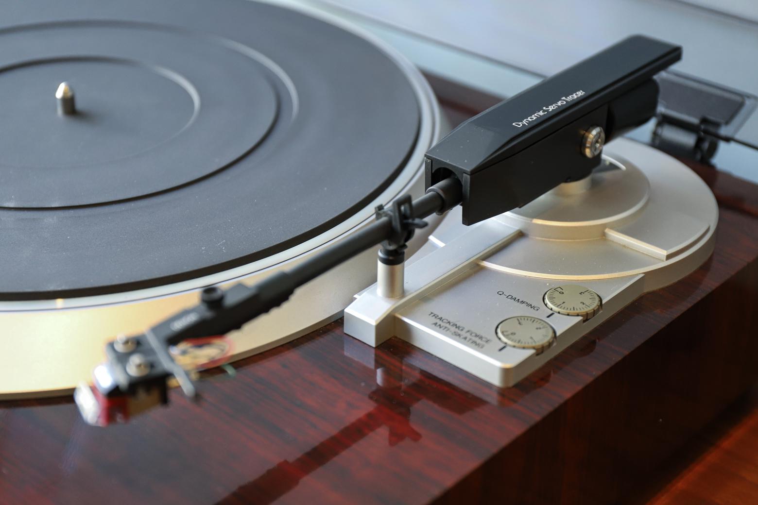 DENON Automatic Turntable DP-37F/デノン レコードプレーヤー オートマチック ターンテーブル