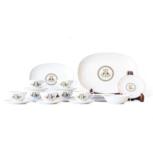 Vintage Noritake Hermitage U.S. Pattern Tableware/ノリタケ エルミタージュ テーブルウェア レトロ ヴィンテージ食器