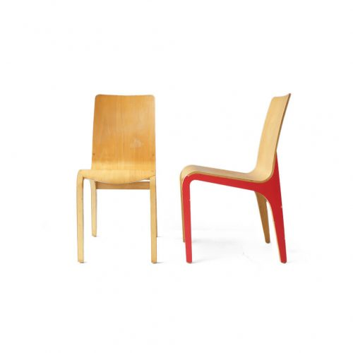 ICL by SAZABY Plywood Dining Chair/サザビー プライウッド ダイニングチェア 椅子 モダン ナチュラル