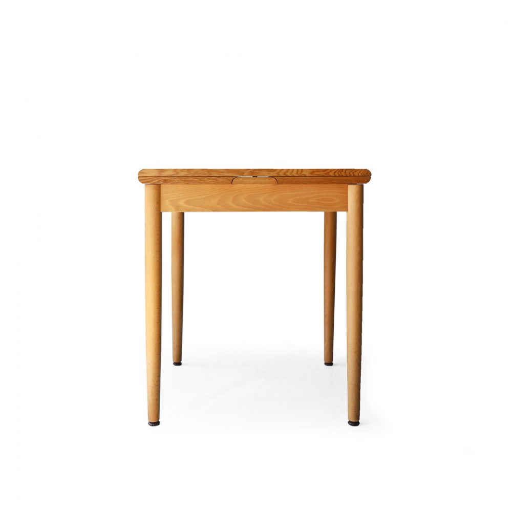 Vintage Extension Dining Kitchen Table Oak Wood/エクステンション ダイニング テーブル オーク材 ヴィンテージ家具