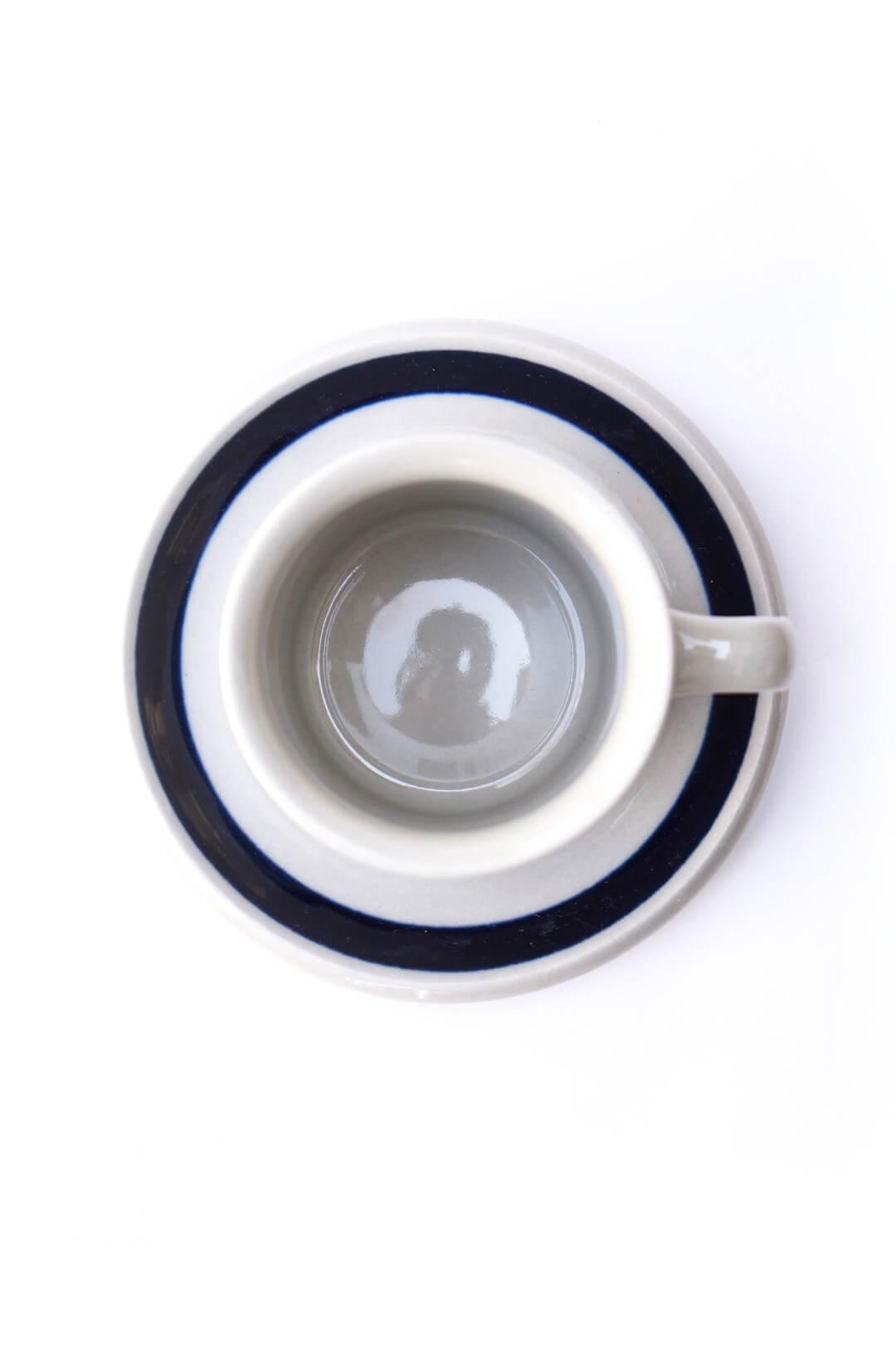 """ARABIA """"anemone"""" Coffee Cup Ulla Procope/アラビア """"アネモネ"""" コーヒーカップ&ソーサー ウラ・プロコッペ 北欧食器 ヴィンテージ フィンランド 2"""