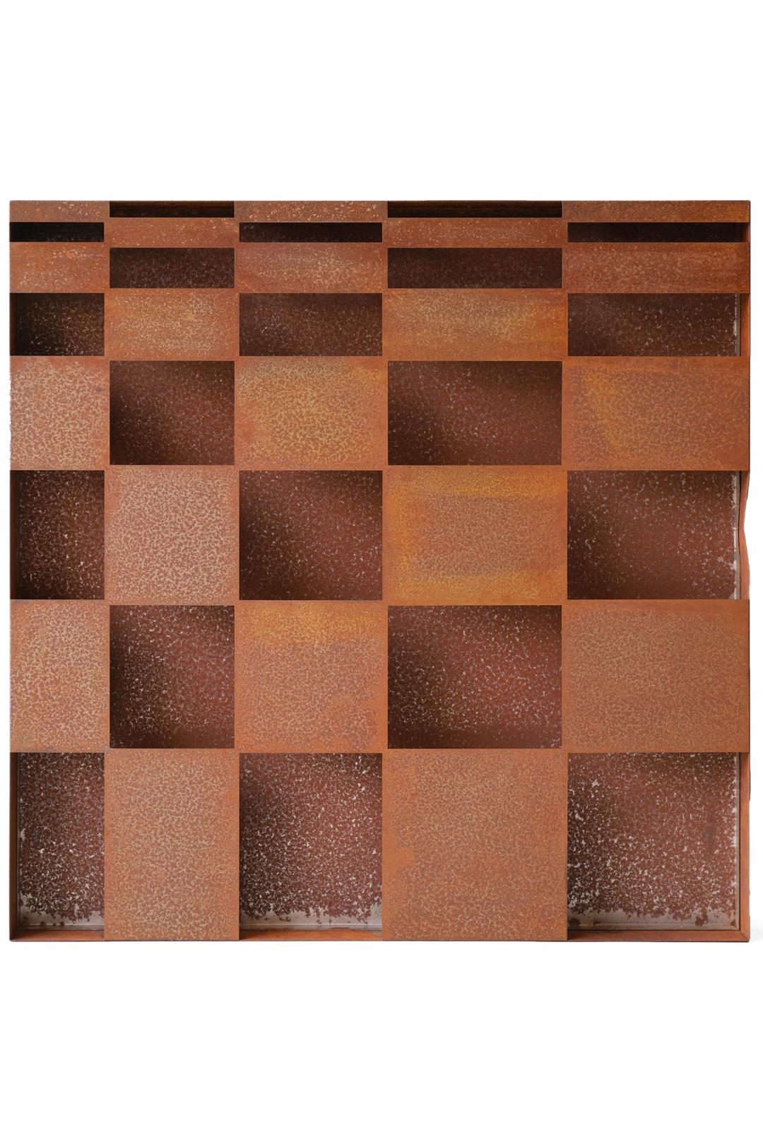 Modern Art Iron Panel/アート パネル アイアン モダン インテリア オブジェ