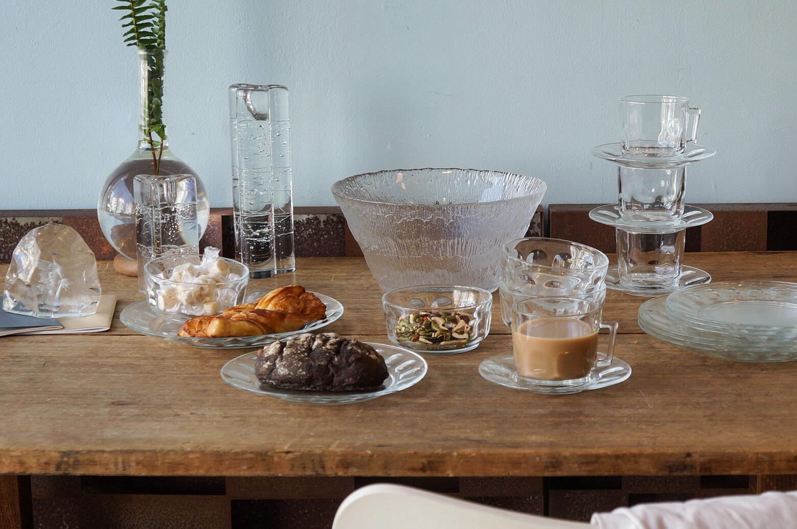 arcoroc Glass Ware Made In France/アルコロック ガラスウェア フランス製 食器 レトロ