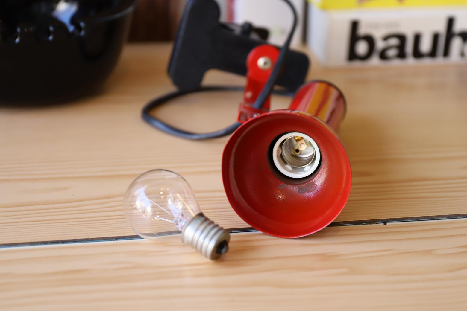 France Vintage Clip Lamp/フランス ヴィンテージ クリップランプ 照明 インテリア ミッドセンチュリー
