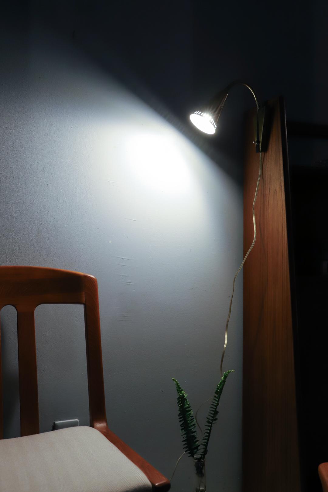 Swedish Vintage Asea Wall Lamp/スウェーデン ヴィンテージ アセア ウォールランプ 真鍮 照明 ミッドセンチュリー 北欧インテリア
