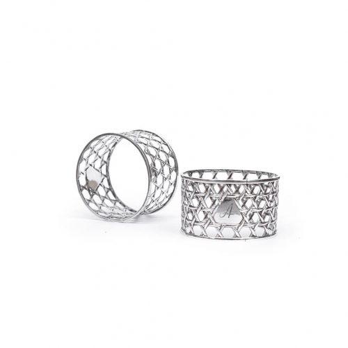 Vintage Sterling Silver Napkin Ring/ヴィンテージ 純銀 ナプキンリング 三越 テーブルウェア シルバーウェア