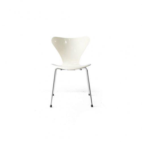 Fritz Hansen Series 7 Chair Arne Jacobsen/フリッツハンセン セブンチェア ホワイト アルネ・ヤコブセン 北欧ヴィンテージ 椅子 8