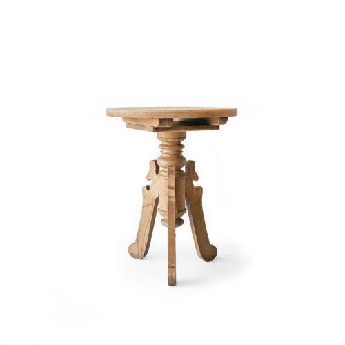 ジャパン アンティーク ラウンドテーブル モダン アンティーク家具 レトロ/Japan Antique Round Table