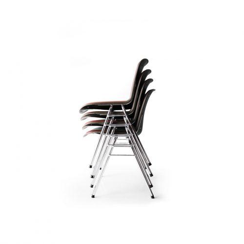Kusch+Co. HOUTOKU Stacking Chair Jorgen Kastholm/クッシュ ホウトク スタッキングチェア ヨルゲン・カストホルム ミッドセンチュリー ヴィンテージ