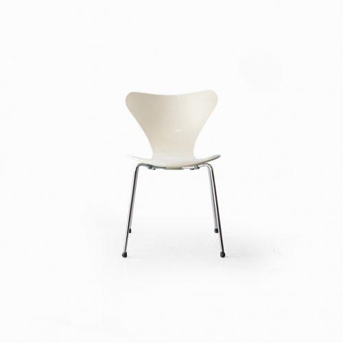 Fritz Hansen Series 7 Chair Arne Jacobsen/フリッツハンセン セブンチェア ホワイト アルネ・ヤコブセン 北欧ヴィンテージ 椅子 7