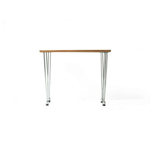 Reclaimed Wood Remake Side Table/リメイク サイドテーブル 古材 デスク アイアン ナチュラル シャビー シルバー