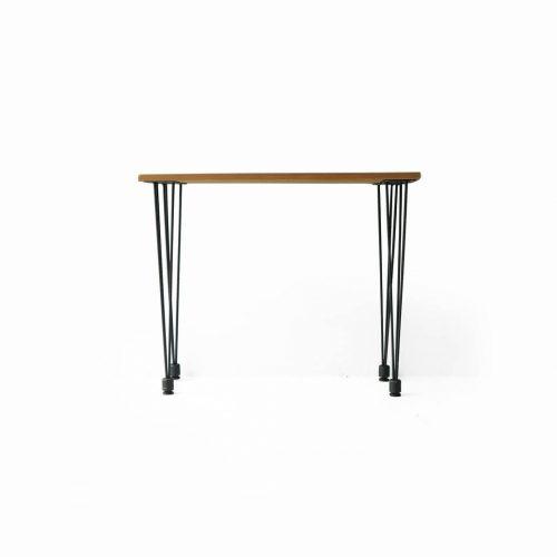 Reclaimed Wood Remake Side Table/リメイク サイドテーブル 古材 デスク アイアン ナチュラル シャビー ブラック