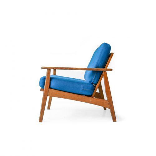 Vintage Easy Chair 1P Sofa Beech Wood/ヴィンテージ イージーチェア ソファ ビーチ材 椅子 ミッドセンチュリーモダン