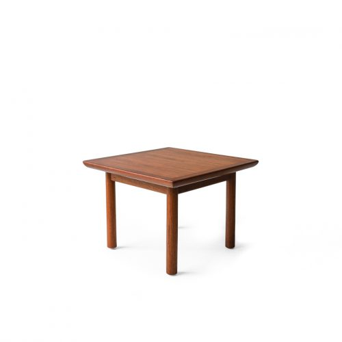 Danish Vintage Teakwood Square Side Table/デンマーク ヴィンテージ スクエア サイドテーブル チーク材 北欧家具
