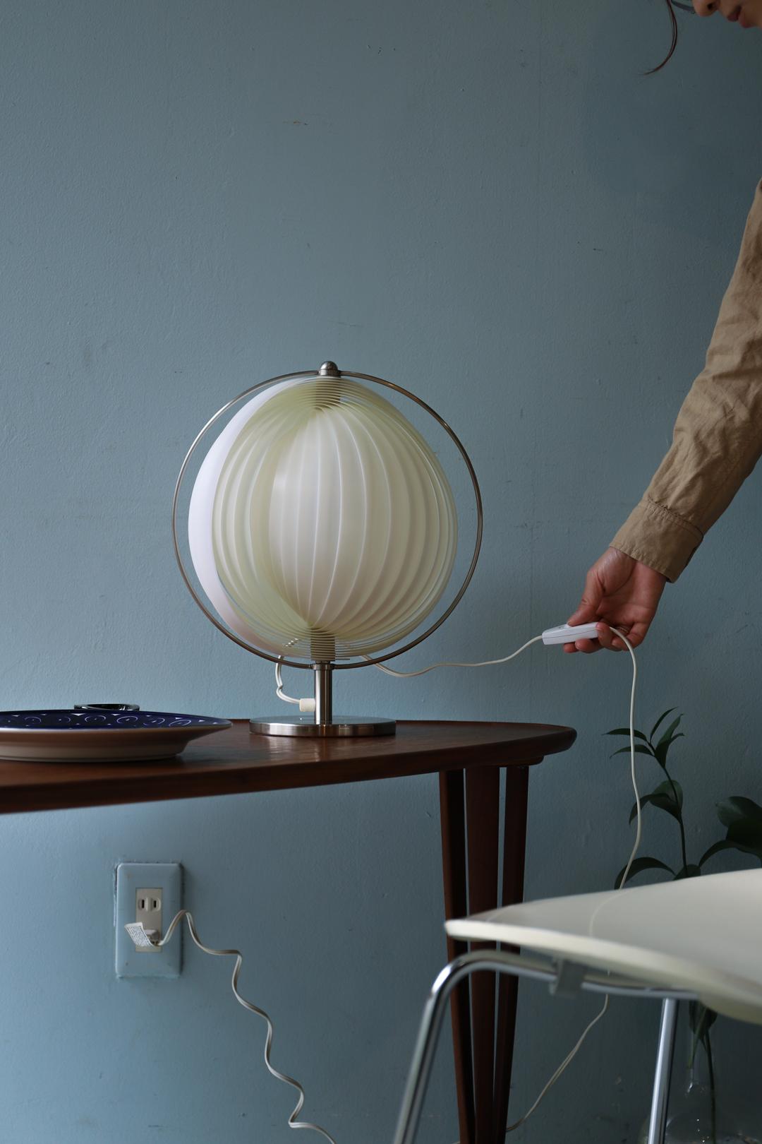 Germany Kare Moon Lamp Verner Panton/ドイツ ムーンランプ ヴェルナー・パントン ミッドセンチュリー 照明 インテリア
