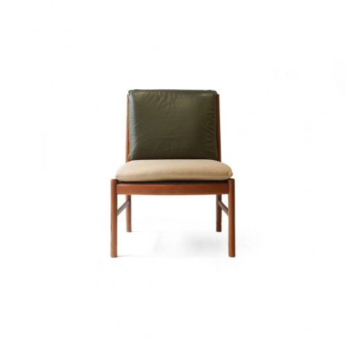 Japanese Vintage HITA CRAFTS Dining Chair Armless/日田工芸 ダイニングチェア アームレス ジャパンヴィンテージ チーク材 1