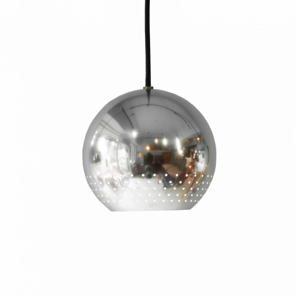 Japanese Vintage National Aluminum Globe Pendant Light/ナショナル グローブ ペンダントライト アルミシェード ボール レトロ ヴィンテージ 照明 2