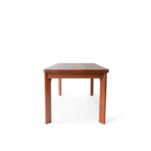 Japanese Vintage Teakwood Dining Table/ジャパンヴィンテージ ダイニングテーブル チーク材 モダン 北欧デザイン