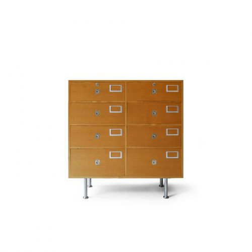 Multi Drawer Storage Cabinet/マルチキャビネット 引き出し 収納 チェスト オーク材 1