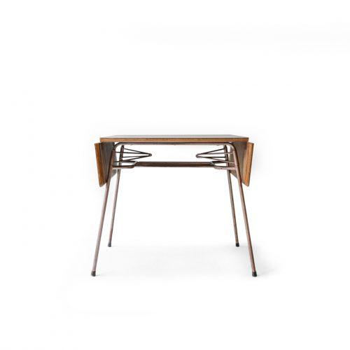 Vintage Melaminetop Drop Leaf Table/ヴィンテージ メラミントップ テーブル ドロップリーフ エクステンション ミッドセンチュリー レトロ