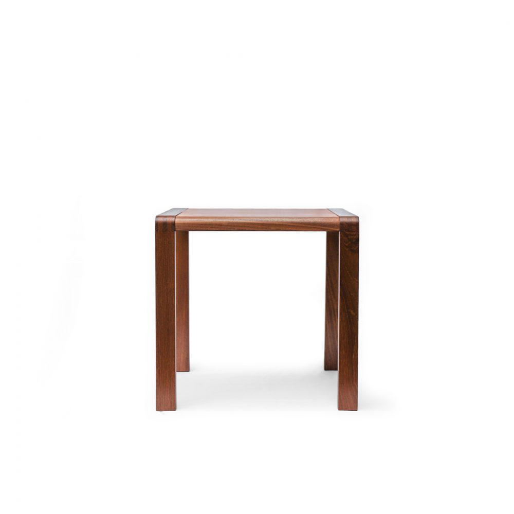 Vintage Side Table Teakwood/ヴィンテージ サイドテーブル チーク材 北欧モダン デザイン