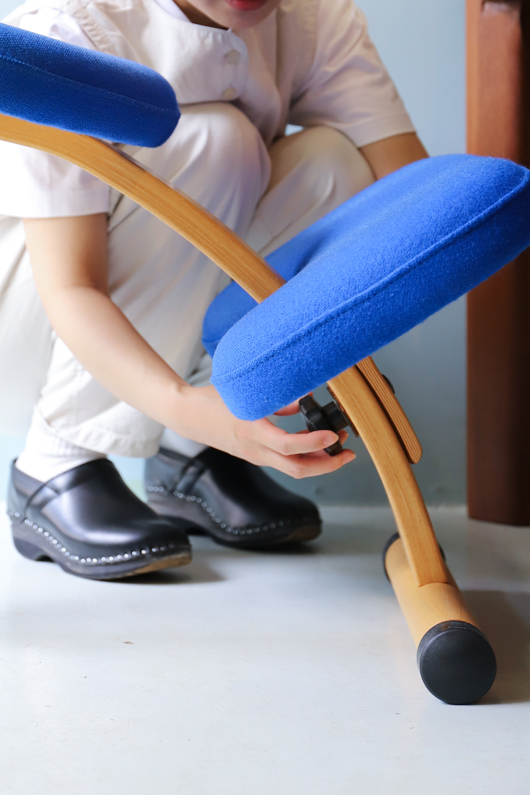 Rybo Balance Easy Chair Norway/リボ バランスチェア イージー ブルー ノルウェー デザイン 椅子 北欧家具