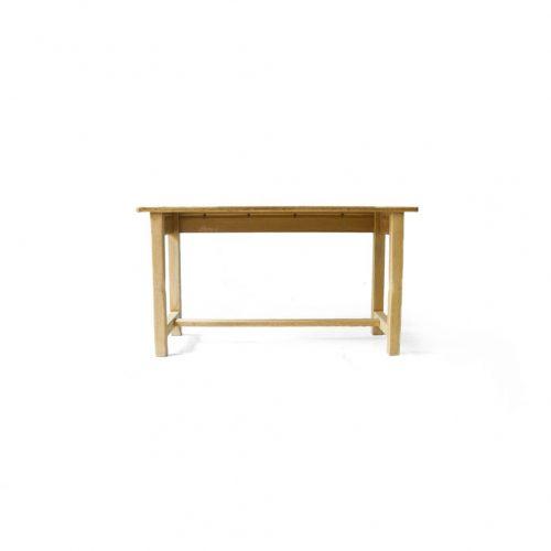 Japanese Vintage Long Work Table/ヴィンテージ 長机 テーブル デスク レトロ シャビー ナチュラル 2P
