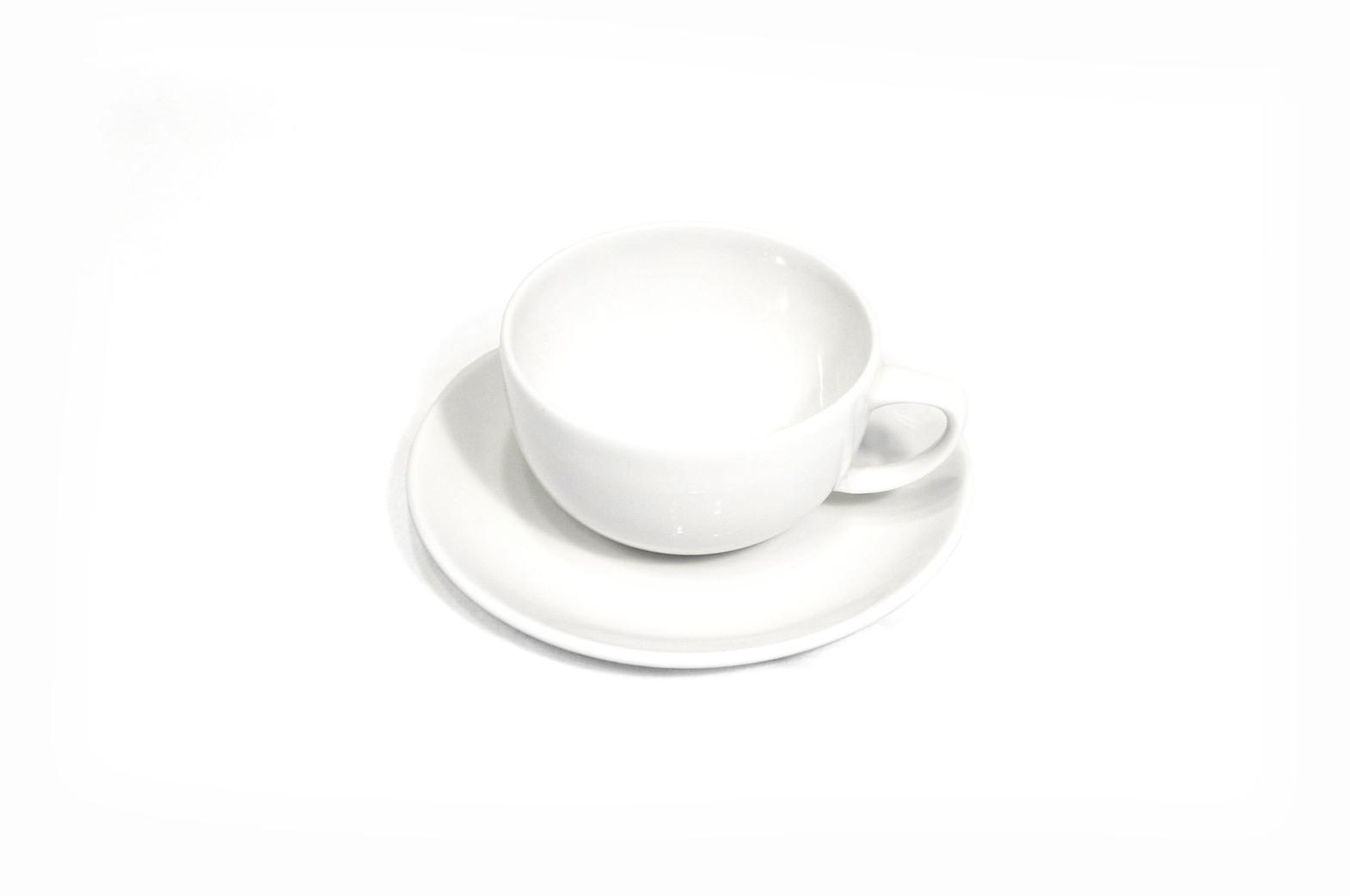 Royal Copenhagen WHITE POTCup and Saucer/ロイヤルコペンハーゲン ホワイトポット カップ&ソーサー デンマーク 北欧食器