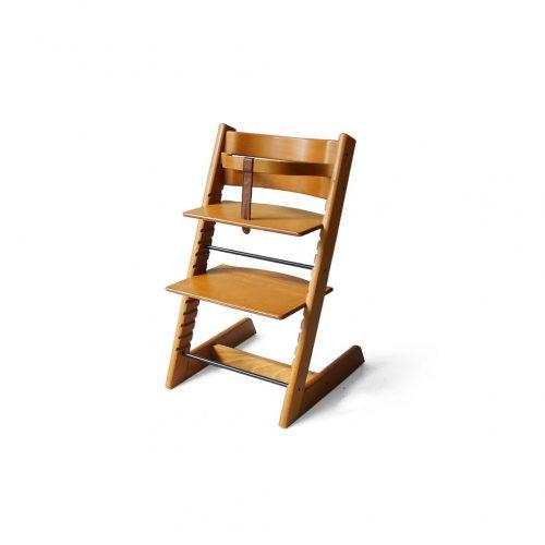 STOKKE TRIPP TRAPP Baby Chair Cherry/ストッケ トリップトラップ ベビーチェア ハイチェア チェリー 廃盤色 旧型 ベビーガード 北欧デザイン