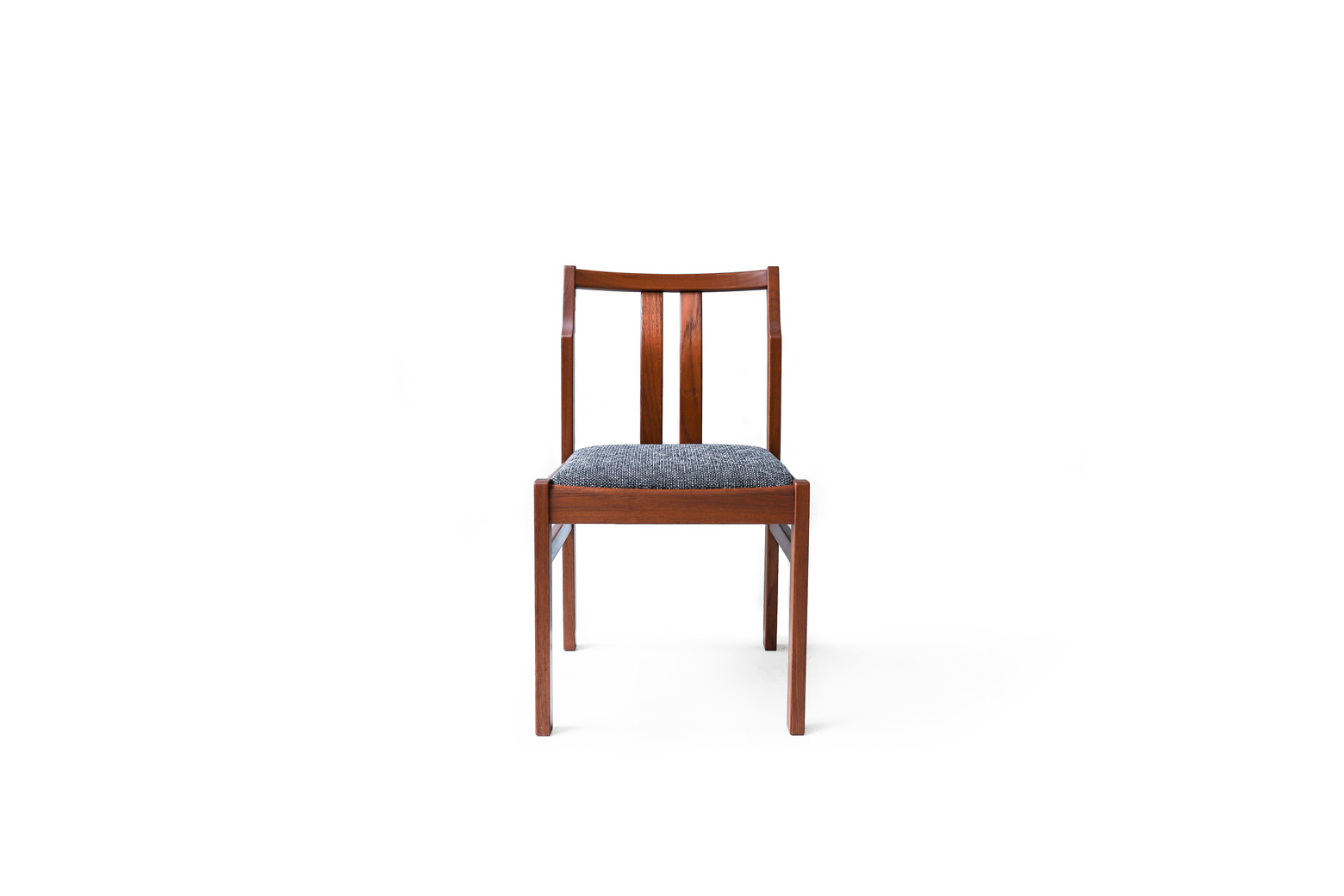 Japanese Vintage Teakwood Dining Chair/ジャパンヴィンテージ ダイニングチェア チーク材 北欧スタイル 椅子