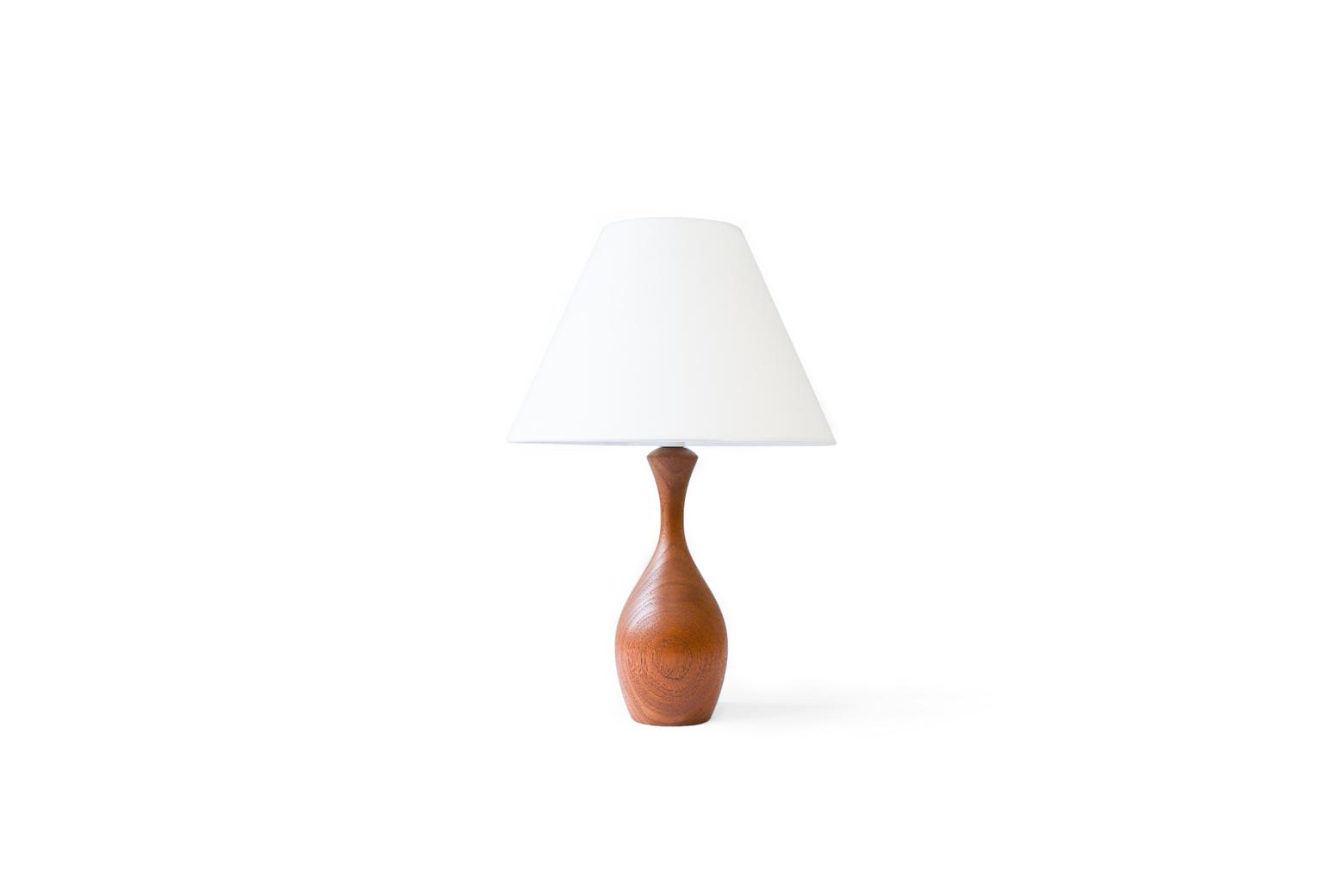 Danish Vintage Teakwood Table Lamp/デンマーク ヴィンテージ テーブルランプ チーク材 照明 北欧インテリア