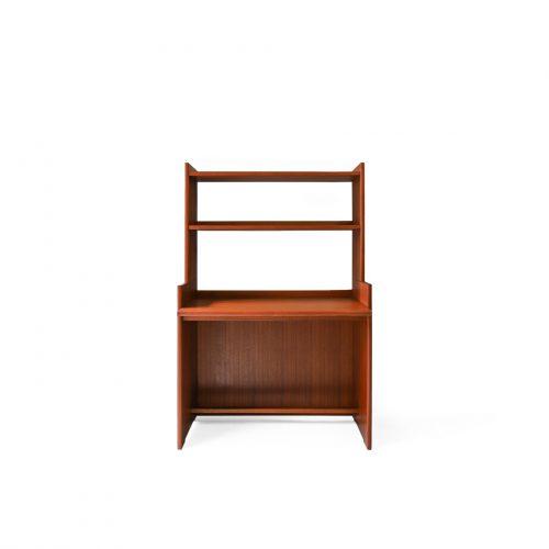 Japanese Vintage Teakwood Desk/ジャパンヴィンテージ デスク 机 チーク材 北欧スタイル モダン シンプル