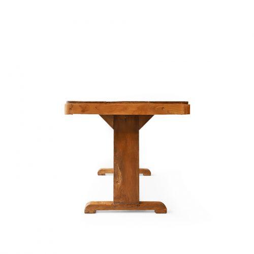 Old Teakwood Work Table Vintage/ヴィンテージ ワークテーブル オールドチーク材 デスク 作業台 シャビーシック
