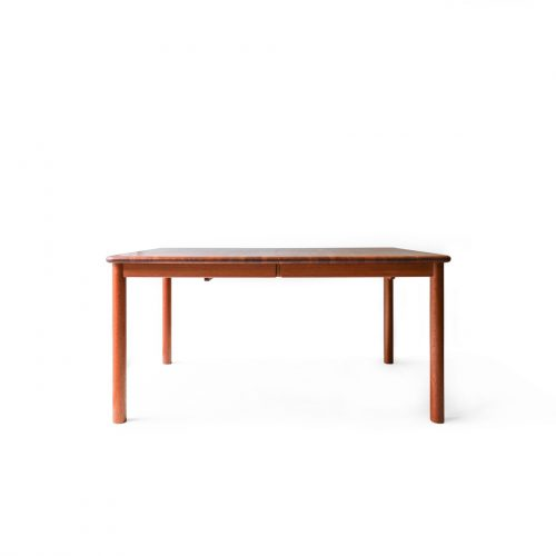 Vintage Teakwood Extension Dining Table/ヴィンテージ エクステンション ダイニングテーブル チーク材 伸長 北欧モダン
