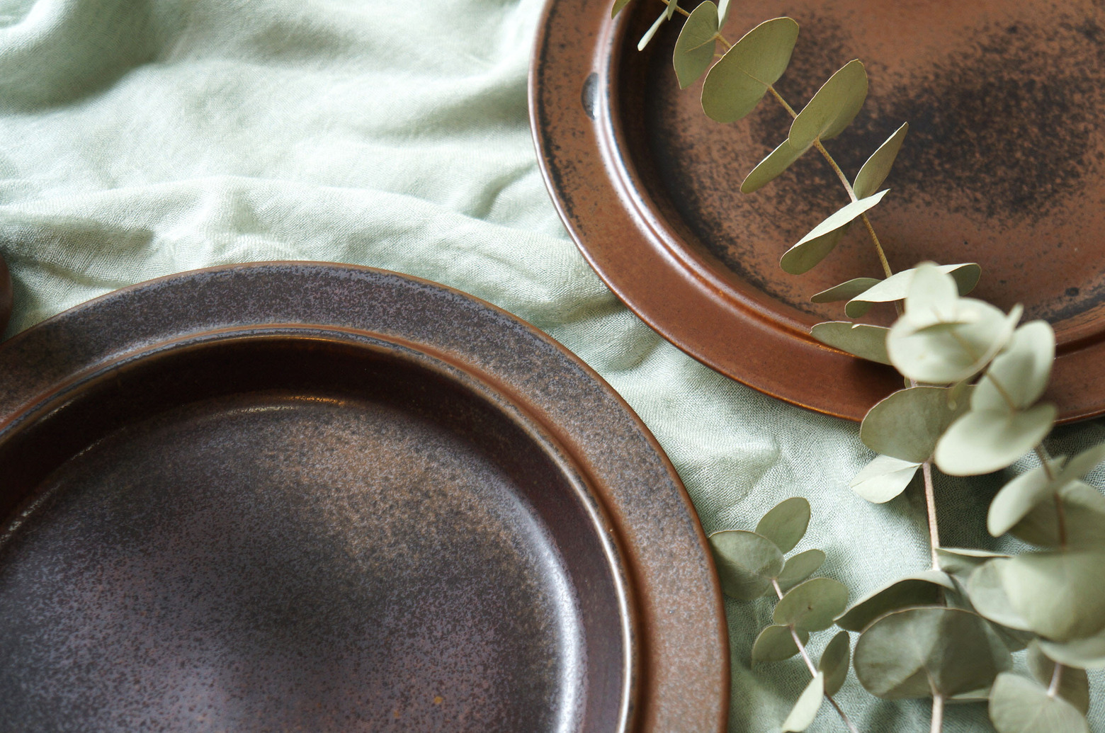 ARABIA Ruska Dinner Plate 25.5cm Ulla Procope/アラビア ルスカ ディナープレート ウラ・プロコッペ フィンランド ヴィンテージ 北欧食器