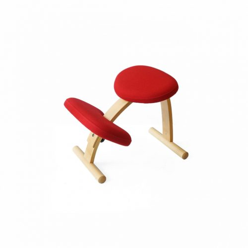 Rybo Balance Easy Chair Norway/リボ バランスチェア イージー レッド ノルウェー デザイン 椅子 北欧家具