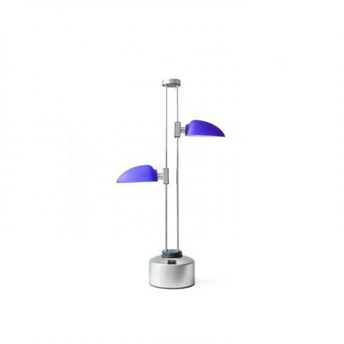 Twin Shade Banker's Table Lamp/ツインシェード バンカーズ テーブルランプ イタリアモダン 照明 インテリア