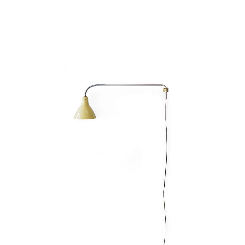 Vintage Industrial Yellow Wall Lamp/ヴィンテージ ウォールランプ インダストリアルデザイン 間接照明 インテリア レトロ