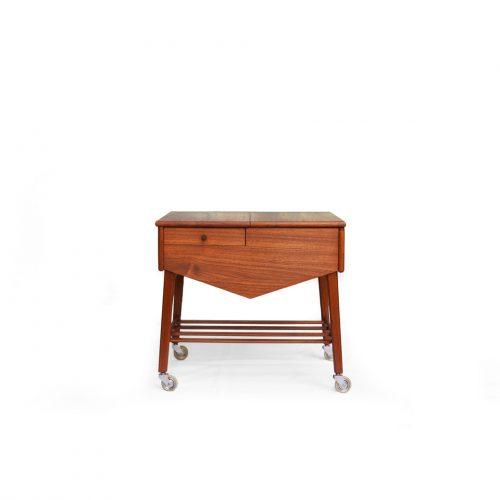 Swedish Vintage Sewing Wagon Table/スウェーデン ヴィンテージ ソーイング ワゴン テーブル 北欧家具